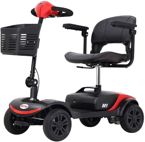 M1 Lite 4-wheel Mobility Scooter