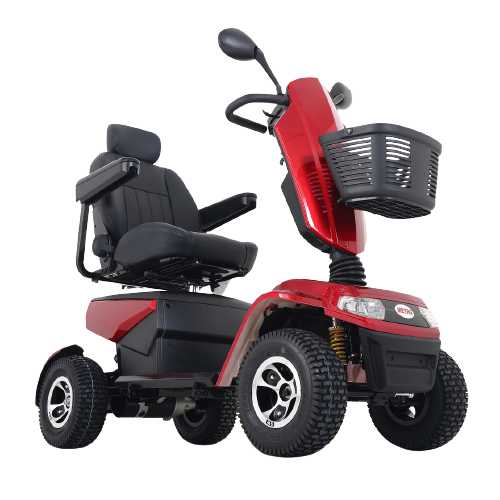 Heavyweight 4-wheel Mobility Scooter